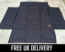 2016 BLACK CAR BOOT LINER PROTECTOR DOG GUARD MAT COVER - FITS CITROEN BERLINGO