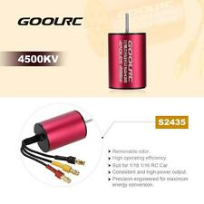 Genuine GoolRC S2435 4500KV Sensorless Brushless Motor for 1/18 1/16 RC Car V9B2