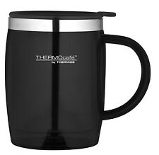Thermocafe Escritorio Taza 450 Ml-Negro Thermo Cafe