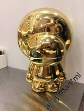 "A BATHING APE Baby Milo x CHOCOOLATE Golden Milo 8"" Coin Bank"