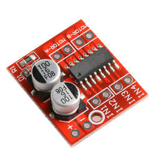 Dual Channel DC Motor Driver Module PWM Speed H-Bridge Stepper L298N