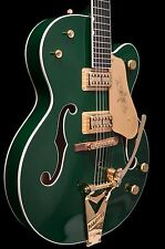 Gretsch G6120 Limited Edition Nashville Cadillac Green with Hard Case