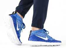 NIKE FLYKNIT CHUKKA Trainers Shoes Hi Top  - Size UK 12 (EUR 47.5) - US 13
