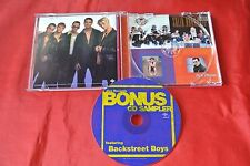 Backstreet Boys Don Philip Britney Spears Imajin Sampler Promo Promotional CD