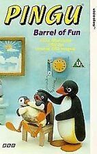 Pingu 1 - Barrel Of Fun (VHS/H, 1997)