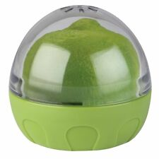 Progressive Citrus Lemon Lime Keeper Fridge Storage Pod Container Box Green New