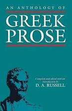An Anthology of Greek Prose by