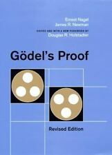 Godel's Proof  Ernest Nagel, James R. Newman - First Edition - Second Impression
