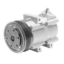 DENSO 471-8135 New Compressor And Clutch