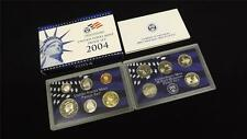 2004 S US Mint Proof 11 Coin Set
