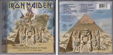IRON MAIDEN Somewhere Back in Time Best of 1980-1989 CD Aces High Wasted Years
