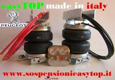 PNEUMATIC AIR SUSPENSION KIT airspring CAMPER VAN PEUGEOT BOXER x230 x244
