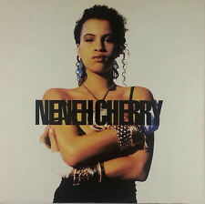 "Neneh Cherry Raw Like Sushi 12"" LP  k350  washed - cleaned"