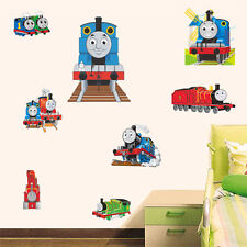 Hot Thomas Train Removable Wall Sticker PVC Vinyl Decals Baby Nursery Room Decor
