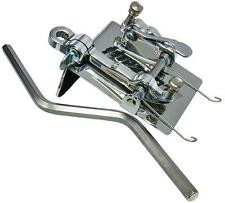 Hipshot Standard B-Bender System with Hip Lever and Drop-D Toggle, Chrome