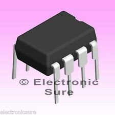2 x MCP3201-CI/P MCP3201 12 Bit A/D Converter with SPI Serial Interface