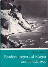 Entdeckungen auf Rügen und Hiddensee / Ostsee / schönes Heimatbuch