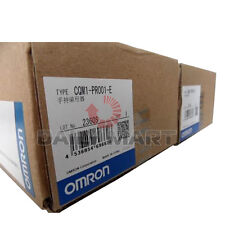 Omron Automation CQM1-PRO01-E PROGRAMMING CONSOLE UNIT HAND-HELD w/ 2M CABLE PLC