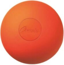 NEW Champion Orange Lacrosse Ball NFHS NCAA Certified Mobility Massage Therapy