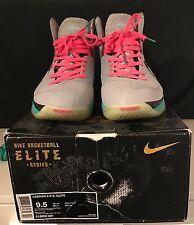 Nike Lebron James 9 P.S. - Elite South Beach - SZ 9.5