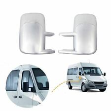 Mercedes Sprinter wing mirror cover cap chrome Left&right side (not fits UK van)
