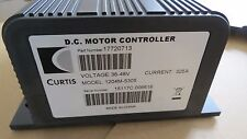 Curtis 36-48V PMC 1204M-5305 DC Series Motor Controller 325A Upgraded 1204M-5301