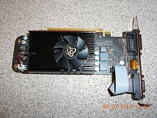 XFX AMD Radeon R7 250 (2048 MB) (R7250ACLF4) Graphics Card