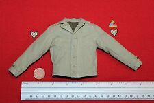 DID DRAGON IN DREAMS 1:6TH SCALE WW2 U.S. ARMY MILITARY POLICE JACKET FROM BRYAN