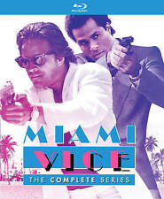 MIAMI VICE THE COMPLETE SERIES Blu-ray Seasons 1 2 3 4 5 BOXED SET