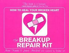 The Breakup Repair Kit: How to Heal Your Broken Heart, Marni Kamins, Janice Macl