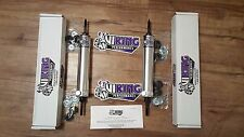 Viking 1964-1973 Mustang Bolt-In Double Adjustable Rear Shocks Pair B218 x2