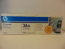 Genuine OEM HP LaserJet M1120mfp M1522mfp P1505 36A Black Toner Cartridge CB436A