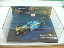 Minichamps Renault F1 Team Showcar 2005 F. Alonso on 1:43 in Special Box