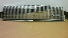1985 - 1986 Cadillac Deville chrome grille with emblem  OEM