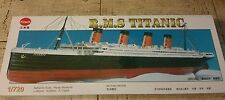 RMS TITANIC 1/720TH SCALE KIT MOTORIZED FACTORY SEALED Kitech