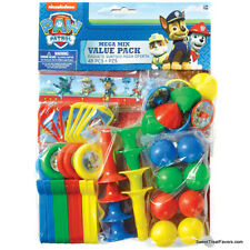 PAW PATROL Dog Favor Pack 48 Birthday Decoration Party Supplies Fillers Puppies
