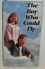 The Boy Who Could Fly (VHS, 1986) Lucy Deakins, Jay Underwood (Rare HTF) NTSC