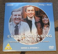 Ever Decreasing Circles series 2 episode 1, promo dvd