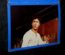 Orig FIST OF FURY BIG BOSS BRUCE LEE Country Of Origin HONG KONG Lobby Card #2