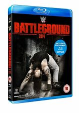 WWE Battleground 2014 [Blu-ray] NEU John Cena, Roman Reigns, Randy Orton