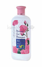 ROSE OF BULGARIA NATURAL SHOWER GEL-SHAMPOO FOR KIDS WITH BULGARIAN ROSE WATER