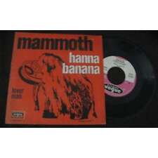MAMMOTH - Hanna Banana Rare French PS Garage Beat Mod Dancer 70's