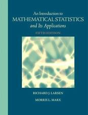 Introduction to Mathematical Statistics and Its Applications 5th Edition