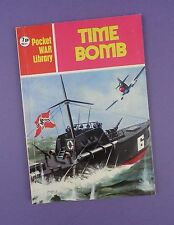 Pocket War Library No.81 - Time Bomb