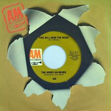 """7"""" THE MERRY-GO-ROUND Time Will Show The Wiser EMITT RHODES Psychedelic A&M 1967"""