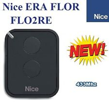 Nice FLO2RE,Nice ERA FLOR 2-ch remote control transmitter, New version of FLOR-S