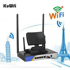 One Set for 64M OpenWrt High Power Wireless Router Bundle With USB Wifi Adapter