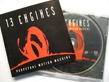 "13 ENGINES ""PERPETUAL MOTION MACHINE"" - CD"