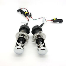 2pcs Superb H4-3 55W HID Xenon Lamp Conversion Headlight KIT Replacement Bulbs