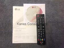 LG TV 50LN5100 55LN5100 55LN5310 55LN5400 Remote, Manual & CD  AKB73715608